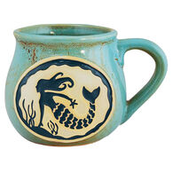 Cape Shore Maine Mermaid Bean Pot Mug