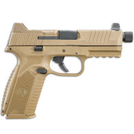 "FN 509 Tactical 9mm 4.5"" 17/24-Round Pistol"