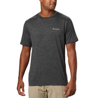 Columbia Men's Tech Trail Crew Neck Short-Sleeve T-Shirt