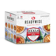 Wise ReadyWise Adventure Meals Favorites Kit