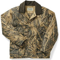 Filson Men's Mossy Oak Camo Waterfowl Upland Coat