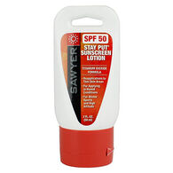 Sawyer Stay-Put System 2 SPF 50 Sunscreen Lotion - 2 oz.