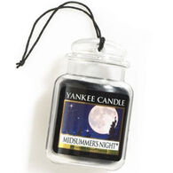 Yankee Candle Car Jar Ultimate - MidSummer's Night