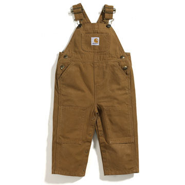 Carhartt Infant/Toddlers Washed Bib Overall