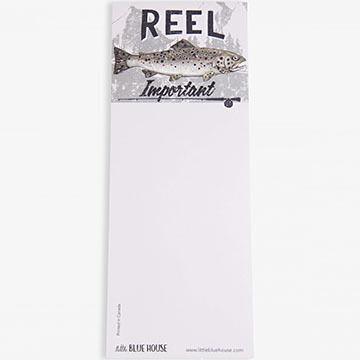 Hatley Reel Important Note Pad