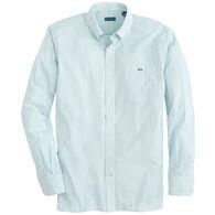 Fish Hippie Men's Braxton Tattersall Long-Sleeve Shirt