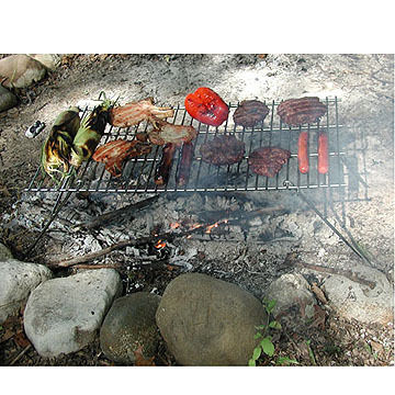 Rome Camp Grill