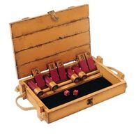 Outside Inside Shot Shell Shut The Box Game
