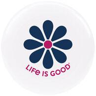 Life is Good Simple Daisy Disc