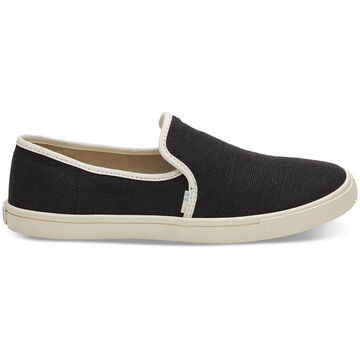 TOMS Womens Clemente Canvas Slip-On Shoe