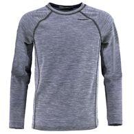 White Sierra Youth Bug Free Long-Sleeve T-Shirt
