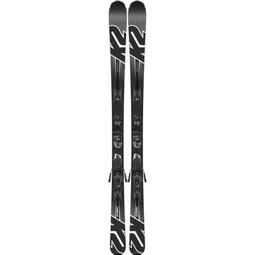 K2 Mens Konic 75 Alpine Ski w/ Bindings