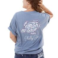 Shelly Cove Men's & Women's Wildflower Picnic Short-Sleeve T-Shirt