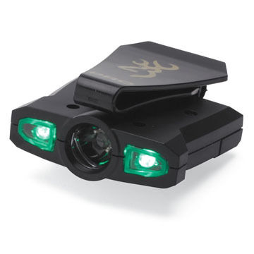 Browning Night Seeker Pro 20 Lumen Cap Light