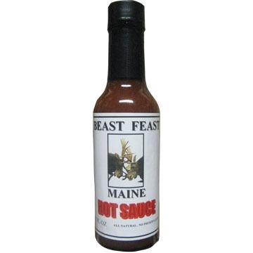 Beast Feast Maine Hot Sauce - 5 oz.