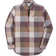 Canyon Guide Women's Lorelei Plaid Brushed Flannel Long-Sleeve Shirt