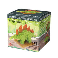 Impact Photographics Stegosaurus Mini Building Blocks