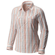Columbia Women's Silver Ridge Lite Plaid Long-Sleeve Top