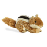 "Aurora Chip Chipmunk 8"" Plush Stuffed Animal"