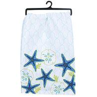 Kay Dee Designs Saltwater Starfish Flour Sack Towel