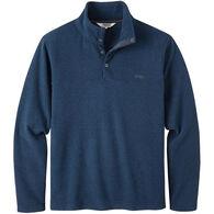Mountain Khakis Men's Pop Top Pullover Fleece Sweater