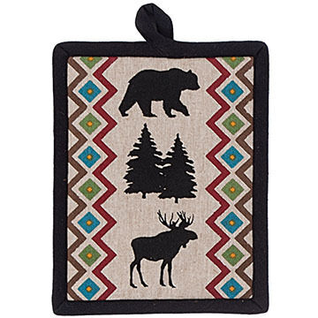 Kay Dee Designs Lake Lodge Pot Holder