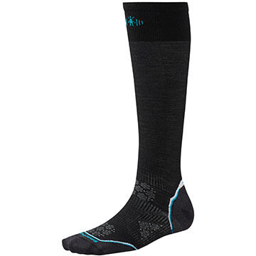 SmartWool Womens PhD Ski Ultra Lite Sock
