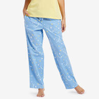 Life is Good Women's Moon Star Toss Sleep Pant