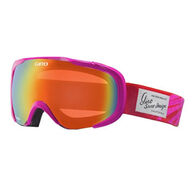 Giro Women's Field Snow Goggle - 15/16 Model