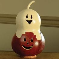 Meadowbrooke Gourds Casper Jack Miniature Gourd