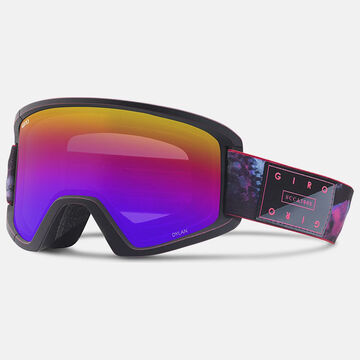 Giro Women's Dylan Snow Goggle w/ Bonus Low-Light Lens - 17/18 Model