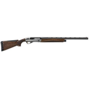 Benelli Ethos Satin Walnut / Engraved Nickel-Plated 20 GA 28 Shotgun
