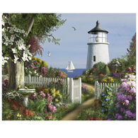 White Mountain Jigsaw Puzzle - To The Lighthouse
