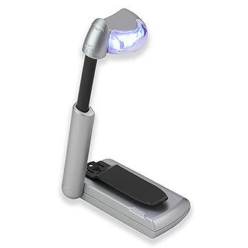 Carson BookBrite Clip-On Book Light