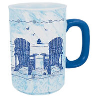 Cape Shore Maine Adirondack Chairs Sema Mug