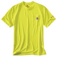 Carhartt Men's Big & Tall Carhartt Force Color Enhanced Short-Sleeve T-Shirt