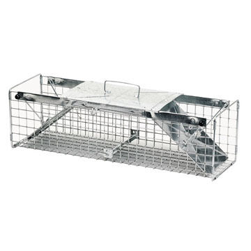 Havahart 24 Medium Two-Door Live Animal Cage Trap