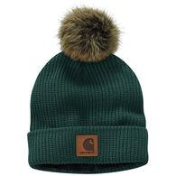 Carhartt Women's Knit Fleece-Lined Hat