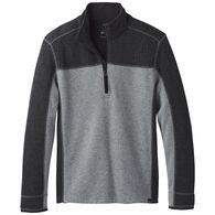 prAna Men's Wentworth Quarter-Zip Fleece Top