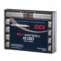 CCI Big 4 45 Colt 140 Grain #4 Handgun Shotshell (10)