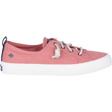 Sperry Womens Crest Vibe Linen Sneaker