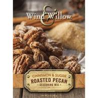 Wind & Willow Cinnamon & Sugar Roasted Pecan Seasoning Mix