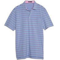 johnnie-O Men's Gates Striped Polo Short-Sleeve Shirt