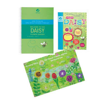 Girl Scouts Daisy How To Guide Facilitator Set