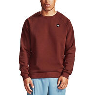 Under Armour Men's UA Rival Fleece Crew Neck Sweatshirt