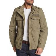 Levi's Men's Reverse Cotton Twill Military Jacket