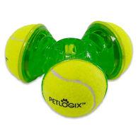 Petlogix Tennis Throw Trio Medium & Large Dog Toy