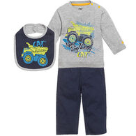CAT Apparel Toddler Boys' Next Big Thing 3-Piece Set