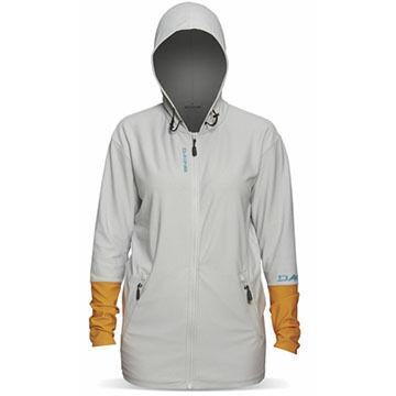 Dakine Womens H2O Front Zip Long-Sleeve Hoodie