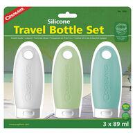 Coghlan's Silicone Travel Bottle Set